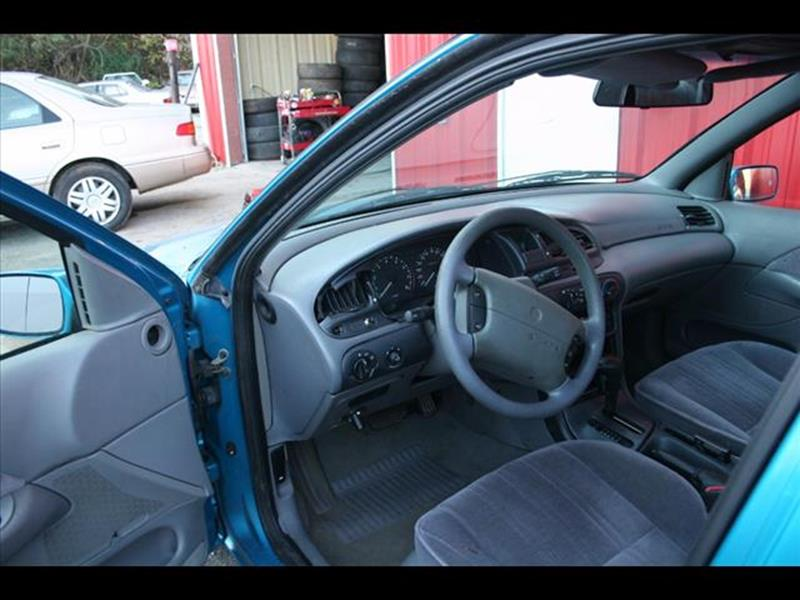1995 Mercury Mystique for sale at Andy Yeager Motors in Harrison AR