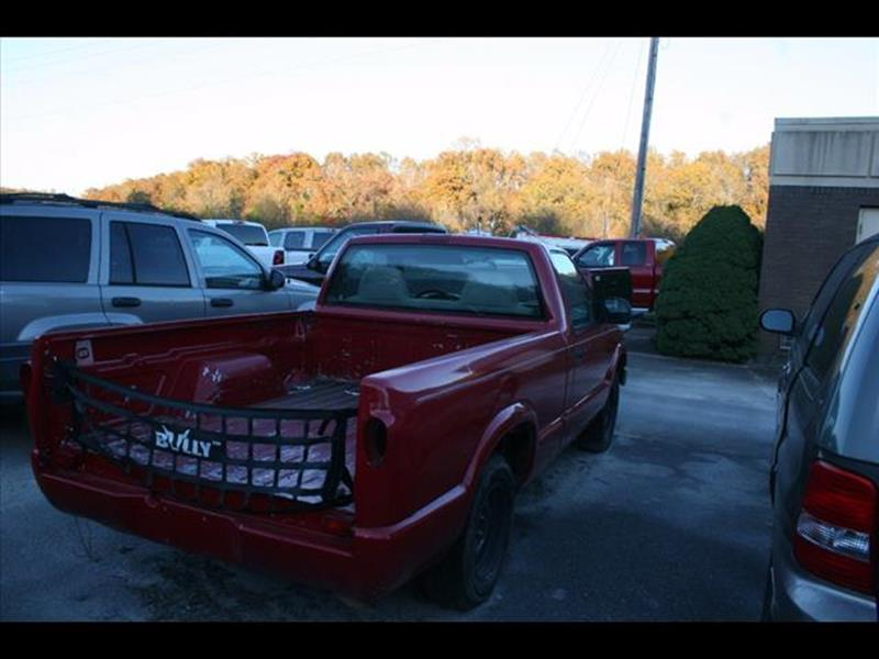 1998 Chevrolet S-10 for sale at Andy Yeager Motors in Harrison AR