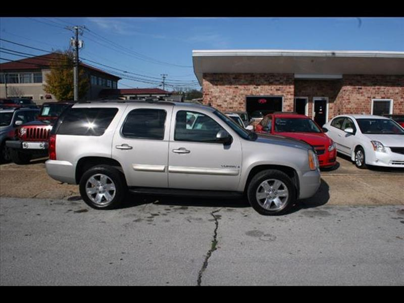 2007 GMC Yukon for sale at Andy Yeager Motors in Harrison AR