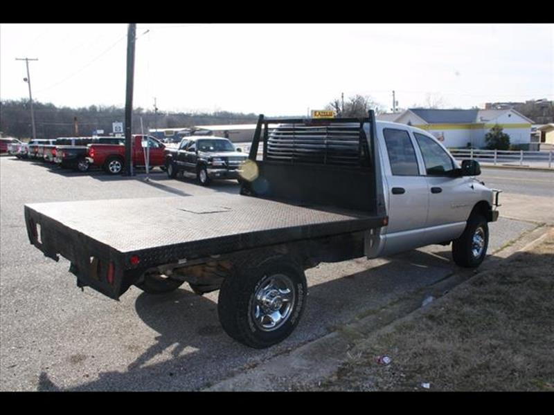 2005 Dodge Ram Pickup 3500 for sale at Andy Yeager Motors in Harrison AR