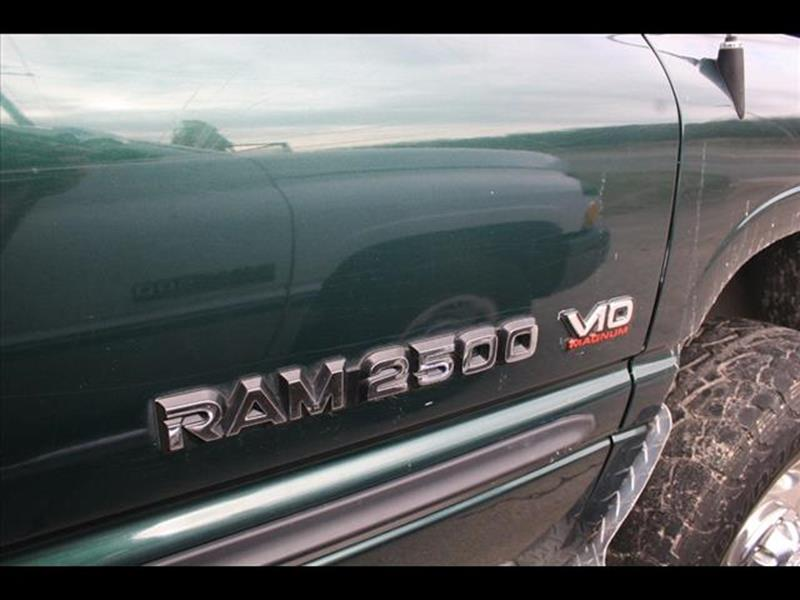 2002 Dodge Ram Pickup 2500 for sale at Andy Yeager Motors in Harrison AR