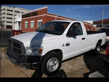 2007 Dodge Ram Pickup 2500 for sale at Andy Yeager Motors in Harrison AR