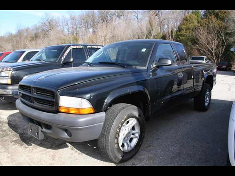 2003 Dodge Dakota for sale at Andy Yeager Motors in Harrison AR