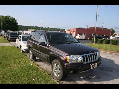 2004 Jeep Grand Cherokee for sale at Andy Yeager Motors in Harrison AR