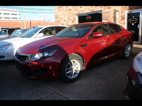 2011 Kia Optima for sale at Andy Yeager Motors in Harrison AR