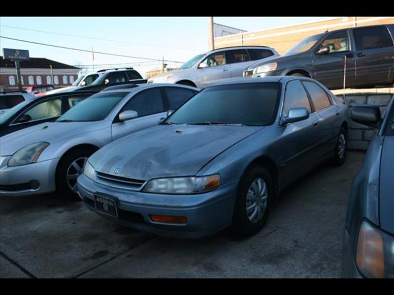 1994 Honda Accord for sale at Andy Yeager Motors in Harrison AR