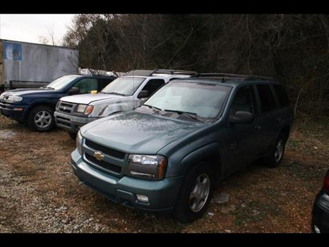 2009 Chevrolet TrailBlazer for sale at Andy Yeager Motors in Harrison AR