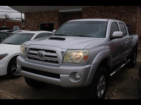 Used 2006 toyota tacoma for sale in arkansas for Andy yeager motors in harrison arkansas