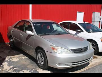 2004 Toyota Camry for sale at Andy Yeager Motors in Harrison AR