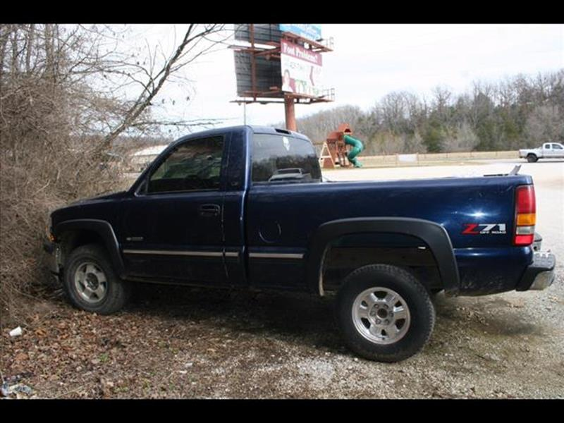 2001 Chevrolet Silverado 1500 for sale at Andy Yeager Motors in Harrison AR