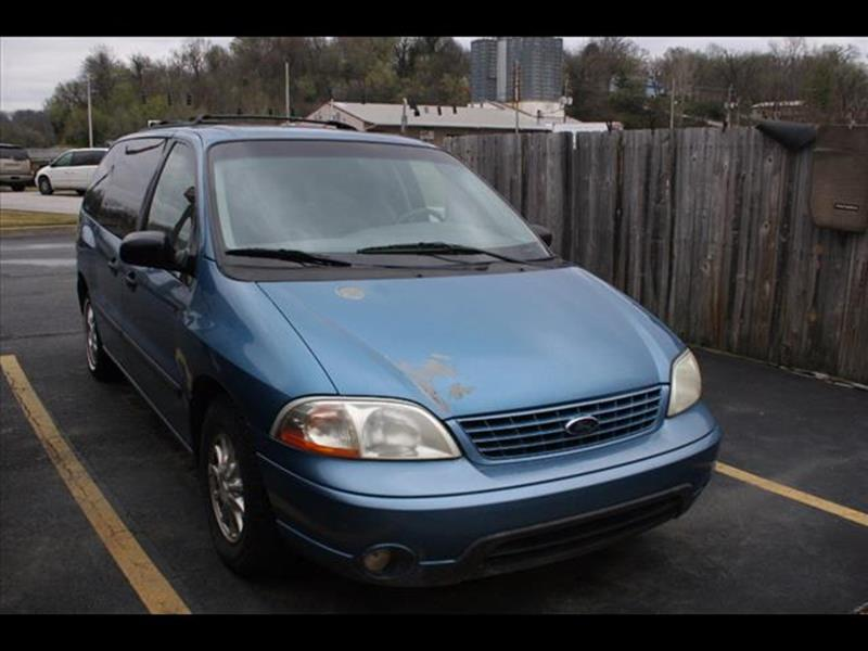 2002 Ford Windstar for sale at Andy Yeager Motors in Harrison AR