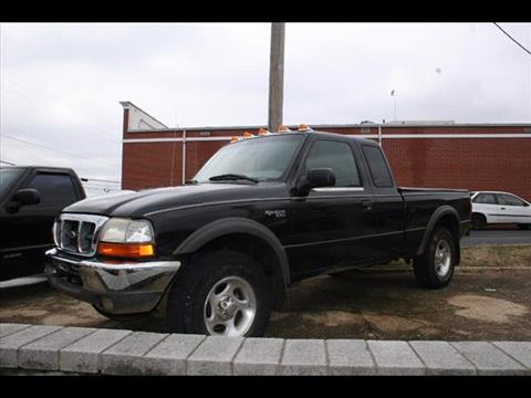 2000 Ford Ranger for sale at Andy Yeager Motors in Harrison AR