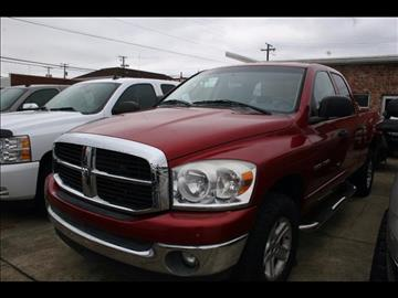 2007 Dodge Ram Pickup 1500 for sale at Andy Yeager Motors in Harrison AR