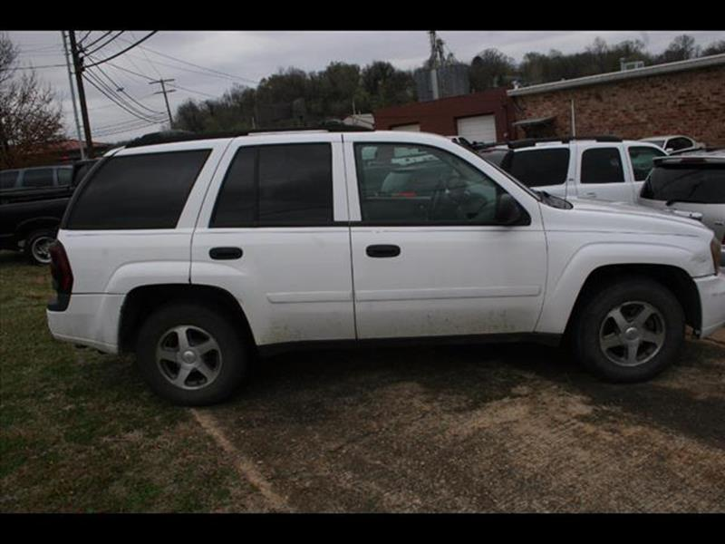 2006 Chevrolet TrailBlazer for sale at Andy Yeager Motors in Harrison AR