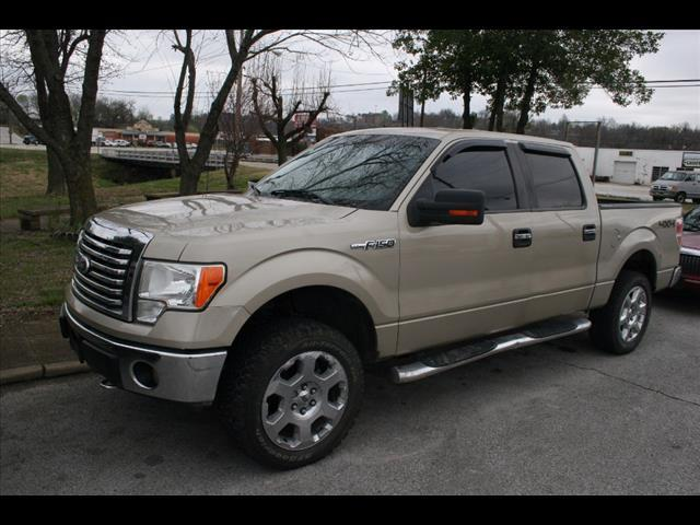 2010 Ford F-150 for sale at Andy Yeager Motors in Harrison AR