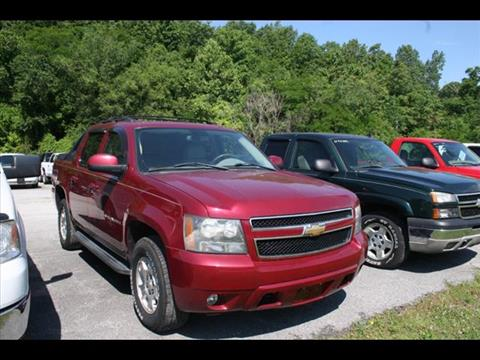 2007 Chevrolet Avalanche for sale at Andy Yeager Motors in Harrison AR