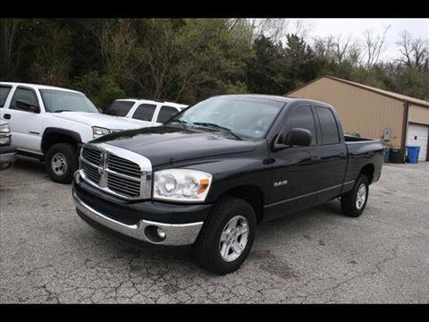 2008 Dodge Ram Pickup 1500 for sale at Andy Yeager Motors in Harrison AR