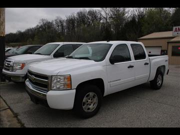 2008 Chevrolet Silverado 1500 for sale at Andy Yeager Motors in Harrison AR