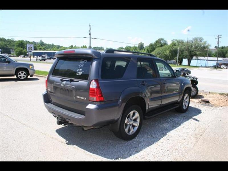 2007 Toyota 4Runner for sale at Andy Yeager Motors in Harrison AR