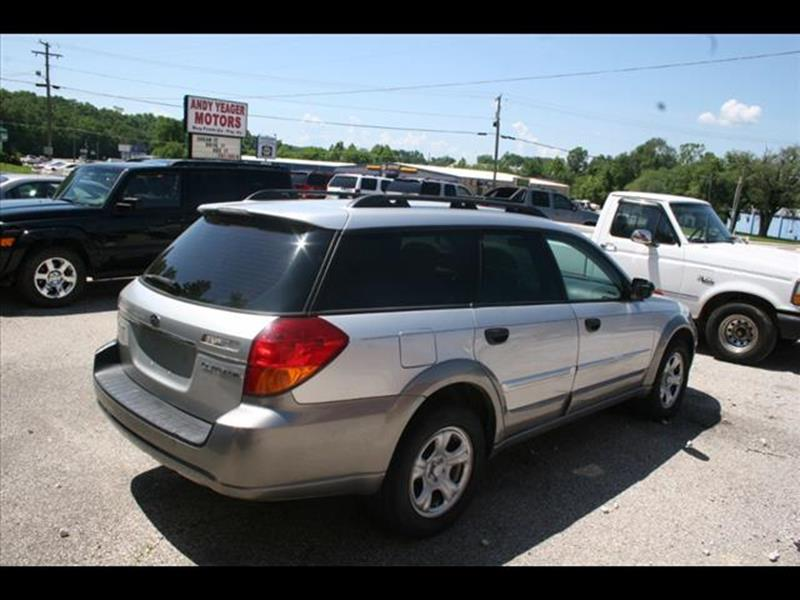2007 Subaru Outback for sale at Andy Yeager Motors in Harrison AR