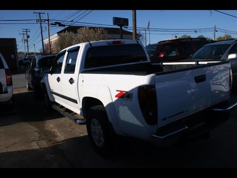 2005 Chevrolet Colorado for sale at Andy Yeager Motors in Harrison AR