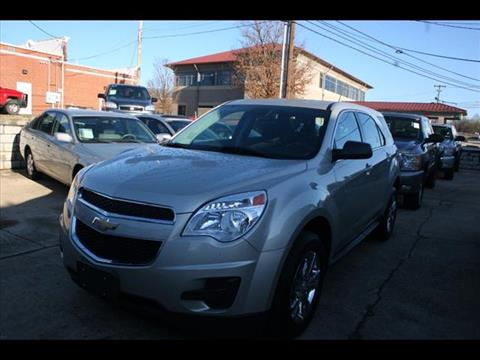 2015 Chevrolet Equinox for sale at Andy Yeager Motors in Harrison AR