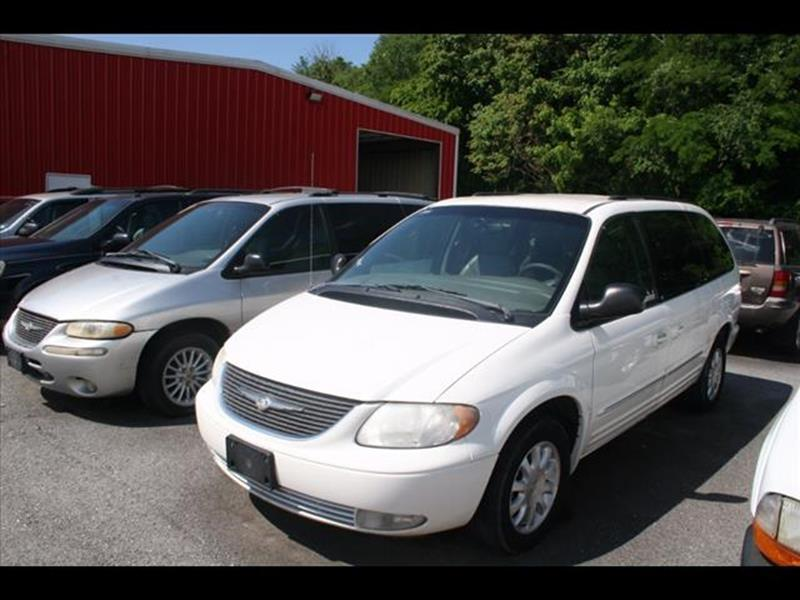 2003 Chrysler Town and Country for sale at Andy Yeager Motors in Harrison AR