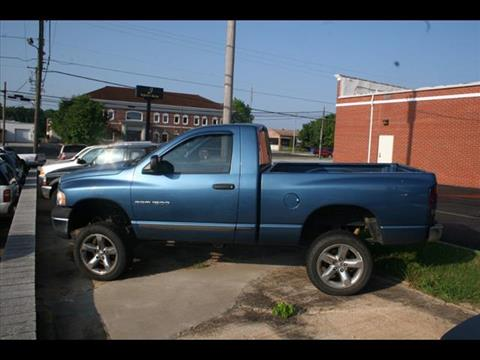 2004 Dodge Ram Pickup 1500 for sale at Andy Yeager Motors in Harrison AR
