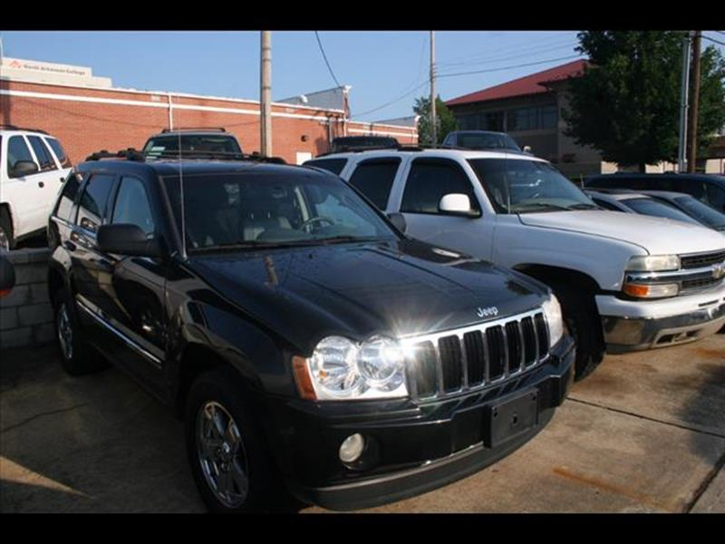 2005 Jeep Grand Cherokee for sale at Andy Yeager Motors in Harrison AR