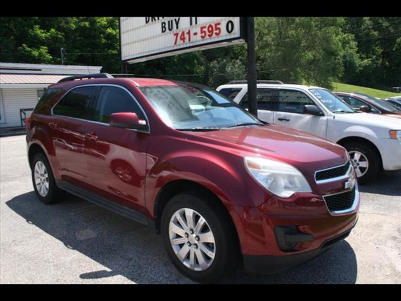 2010 Chevrolet Equinox for sale at Andy Yeager Motors in Harrison AR