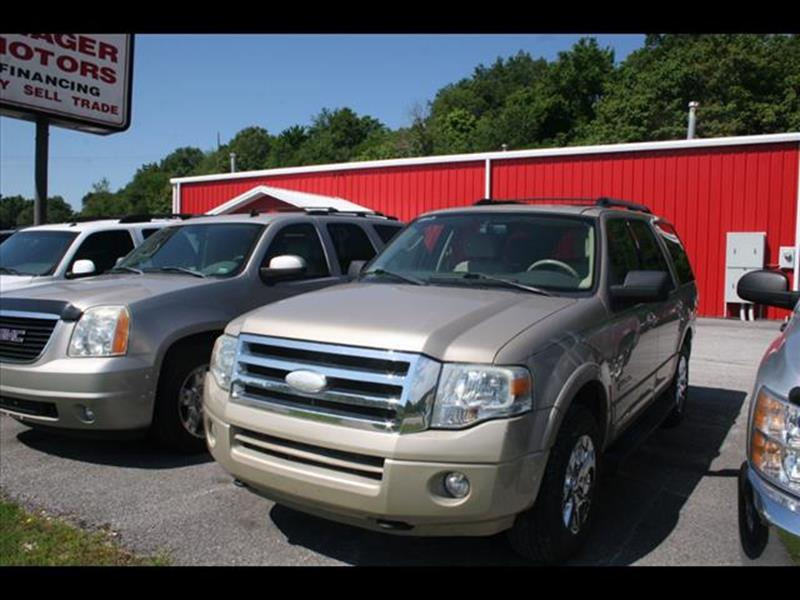 2008 Ford Expedition for sale at Andy Yeager Motors in Harrison AR