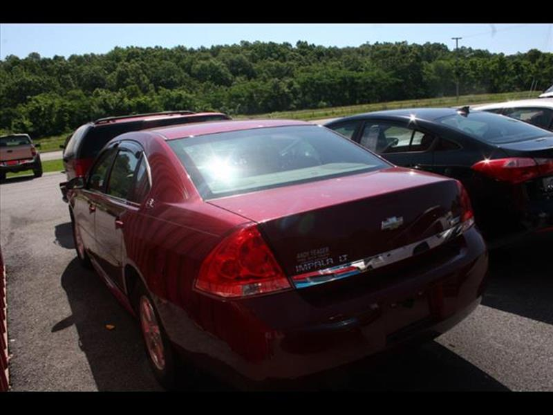 2009 Chevrolet Impala for sale at Andy Yeager Motors in Harrison AR