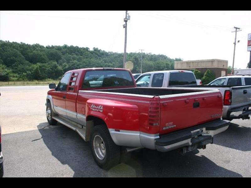 1994 GMC Sierra 3500 for sale at Andy Yeager Motors in Harrison AR