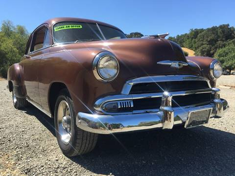 1951 Chevrolet Street Rod for sale in Martinez, CA