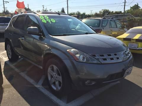 2005 Nissan Murano for sale in Martinez, CA