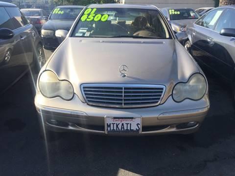2001 Mercedes-Benz C-Class for sale in Martinez, CA