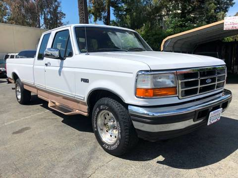 1996 Ford F-150 for sale in Martinez, CA