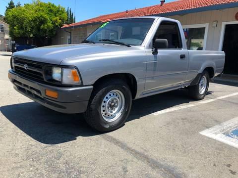 1995 Toyota Pickup For Sale In Martinez Ca