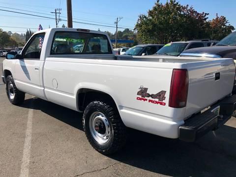 1995 GMC Sierra 1500 for sale in Martinez, CA