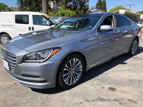 2015 Hyundai Genesis for sale at Martinez Truck and Auto Sales in Martinez CA