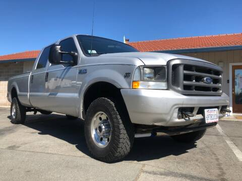 2002 Ford F-350 Super Duty for sale at Martinez Truck and Auto Sales in Martinez CA