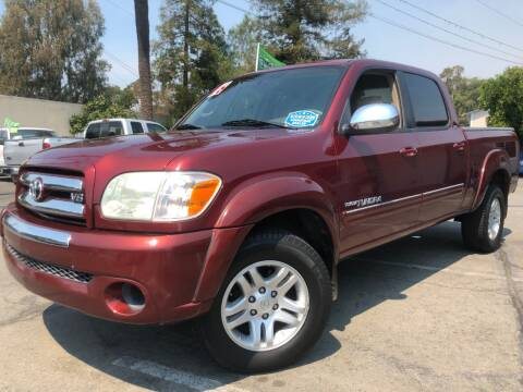 2006 Toyota Tundra for sale at Martinez Truck and Auto Sales in Martinez CA