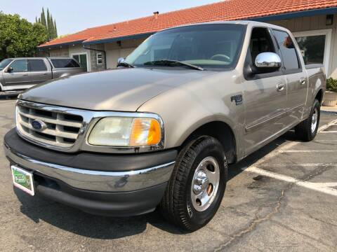 2001 Ford F-150 for sale at Martinez Truck and Auto Sales in Martinez CA