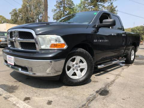 2011 RAM Ram Pickup 1500 for sale at Martinez Truck and Auto Sales in Martinez CA