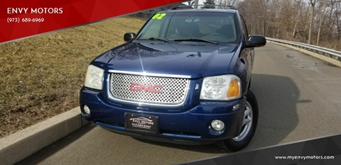 2002 GMC Envoy for sale in Paterson, NJ