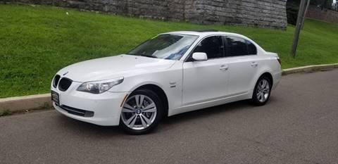 2010 BMW 5 Series for sale in Paterson, NJ
