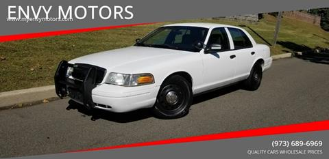 Police Cars For Sale >> 2011 Ford Crown Victoria For Sale In Paterson Nj