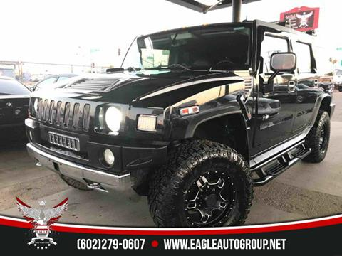 2003 HUMMER H2 for sale in Phoenix, AZ