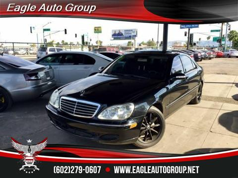 2005 Mercedes-Benz S-Class for sale in Phoenix, AZ