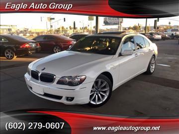 2008 BMW 7 Series for sale in Phoenix, AZ
